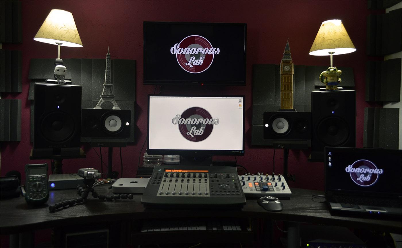 Sonorous Lab Studio